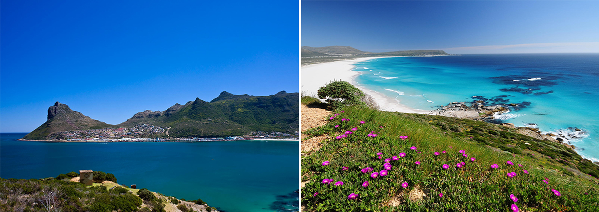 chapmans peak and noordhoek