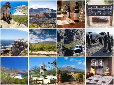 Cape Town Highlights 4 Day Tour Package (4 star accommodation)